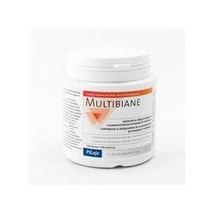 Pileje Multibiane 120 cápsulas