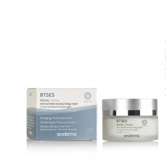 Sesderma Btses anti wrinkles moisturizing facial cream 50ml
