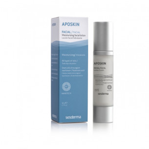 Moisturizing Facial Lotion Sesderma Aposkin 50 ml.