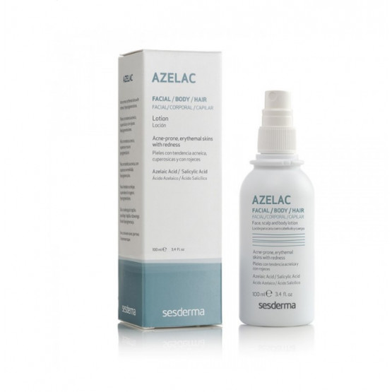 Sesderma Azelac, face, body and scalp lotion 100ml