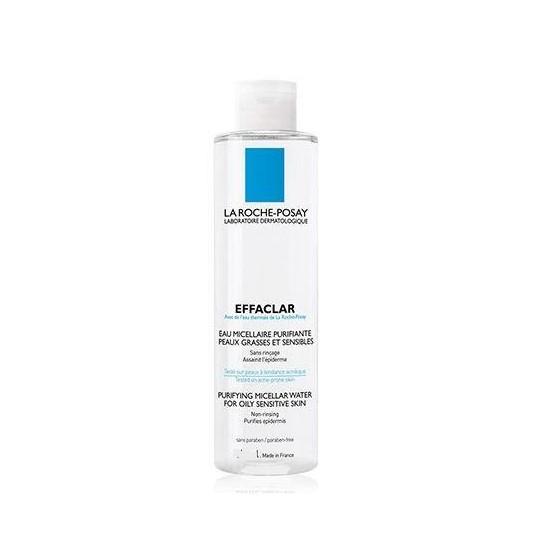 La Roche Posay Effaclar Water micellar oily skins 400 ml