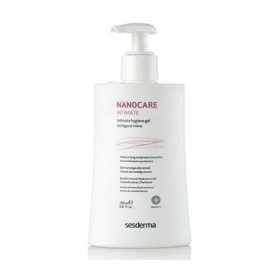 Sesderma Nanocare Intimate gel de Higiene Íntima 200ml