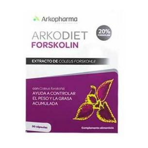 Arkodiet Forskolin 30 cápsulas