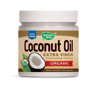 Efagold Kokosöl 400 g Coconut Oil Nature's way