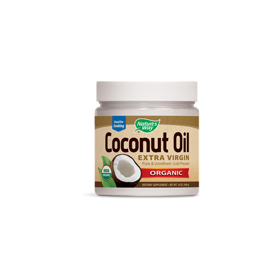 Coconut oil Efagold 400 grams Nature's way