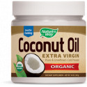 Aceite de coco efagold 400 gramos / Coconut Oil Nature's way