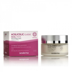 Acglicolic Classic Nourishing Cream - 50ml