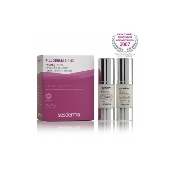 Sesderma Fillderma Nano air-less 30ml+30ml (2 envases)