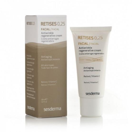 Sesderma Retises crema antiarrugas (retinol 0.25)regeneradora 30ml