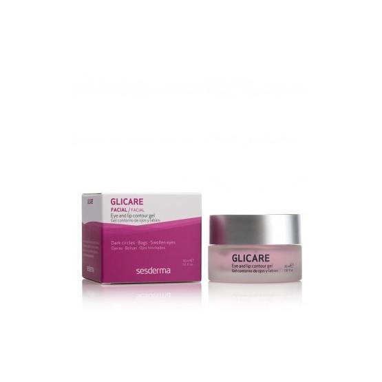 Sesderma Glicare Contorno de ojos y labios 30ml