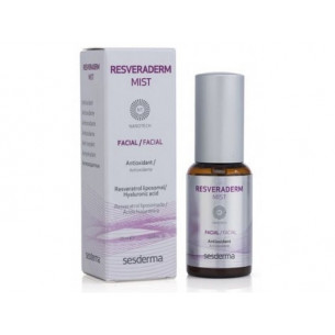 Sesderma Resveraderm Mist antioxidante pulverizador 12 ml