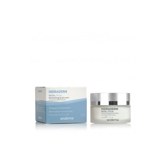 Sesderma Hidraderm crema facial hidratante 50 ml