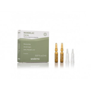 Sesderma Mandelac Serum 5 ampollas de 2 ml (efecto flash)