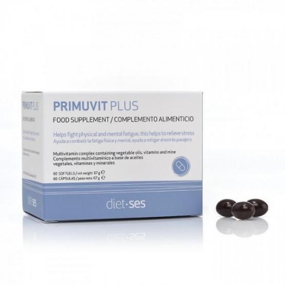 Sesderma Primuvit Plus 60 capsulas, Complemento alimenticio