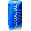 Cocowell agua de coco 100% Natural 330 ml