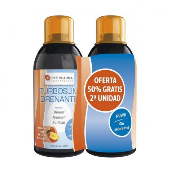 Forte Pharma Turboslim Drenante Pack oferta Especial