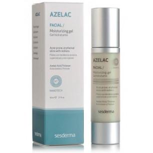 Sesderma Azelac Gel Hidratante 50ml. Piel acneica