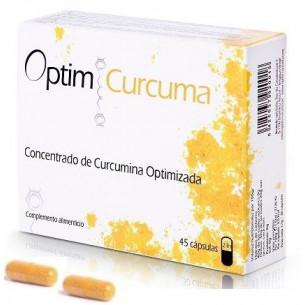 Optim Curcuma (formula Longvida 45 capsules