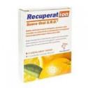 Recuperat-ion suero Oral sabor Naranja 4 sobres