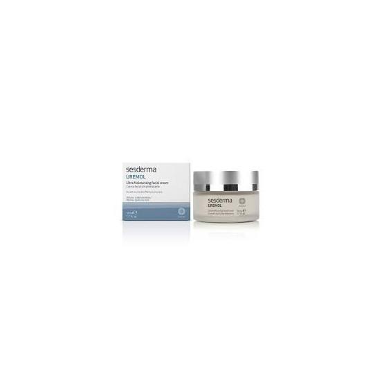 Sesderma Uremol Crema facial ultra hidratante (3% Urea) 50ml