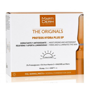 Martiderm The Originals Proteus Hydra Plus SP proteoglycans 30 ampoules