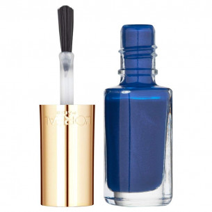 L'Oréal Gift, Nail Polish - 5 ml - Blue