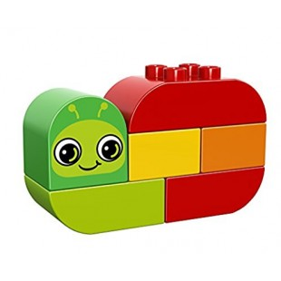 Regalo Lego Duplo Caracol (Blocks para construir colorido)