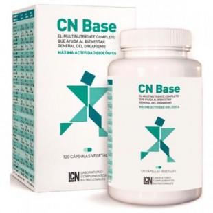 LCN CN base 120 cápsulas vegetales