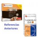 Forte Pharma Turboslim Cronoactive 56 tablets. (Day and Night)