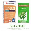 Pack TurboSlim 56 + Camilina 200