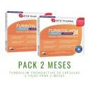 Pack ahorroTurboslim cronoactive 112 cápsulas