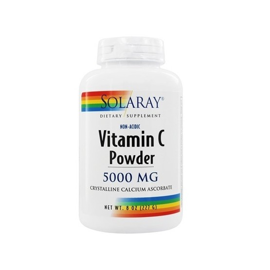 Solaray Vitamin C NON ACID CRYSTALLINE 227 grams