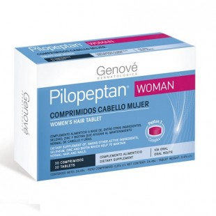 Pilopeptan Woman hair loss 30 tablets
