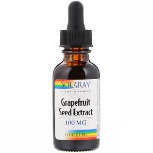 Solaray Grapefruit Seed liquid 30ml