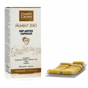 Martiderm Pigment Zero DSP Antiox 60 Capsules