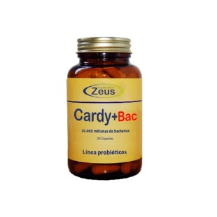 Zeus Cardy Bac 30 capsules