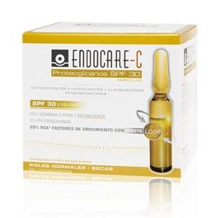 Endocare C Proteoglycans Ampoules SPF30 30 ampoules x 2 ml