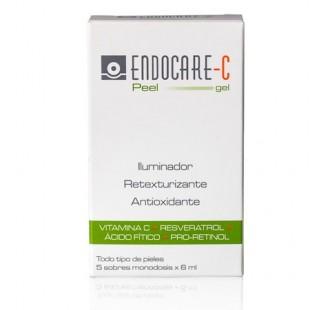 Endocare c Peel gel 6 ml monodosis 5 sobres