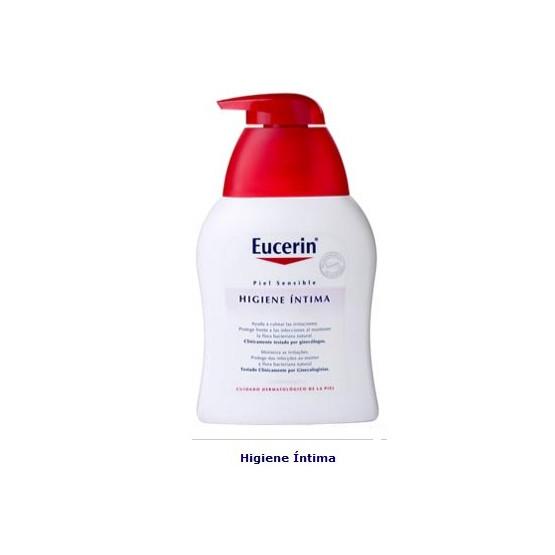 Eucerin Piel Sensible Higiene Íntima 250 ml.