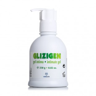 GLIZIGEN intimate gel 250 ml. Treatment of herpes