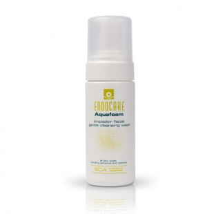 Endocare Aquafoam cleanser in foam 125ml