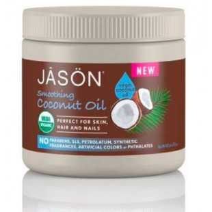Jason Organic Virgin Coconut Oil 443 ml