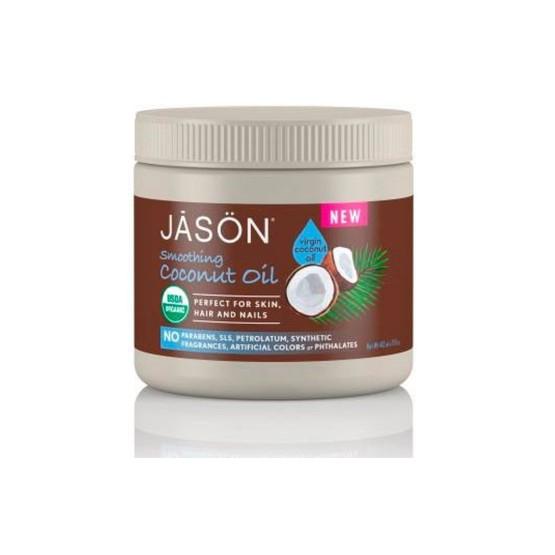 Jason Organic Virgin Coconut Oil 443 ml