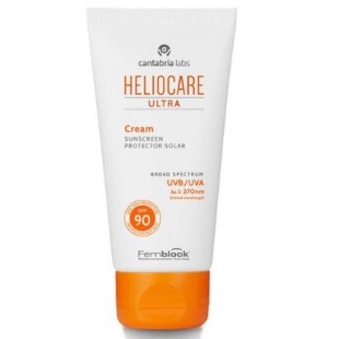 Heliocare Ultra Cream SPF 90 Very high photoprotection 50ml