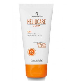 Heliocare Ultra Gel SPF 90 photoprotector 50ml