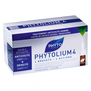PhytoLium 4 treatment 12 Ampoules