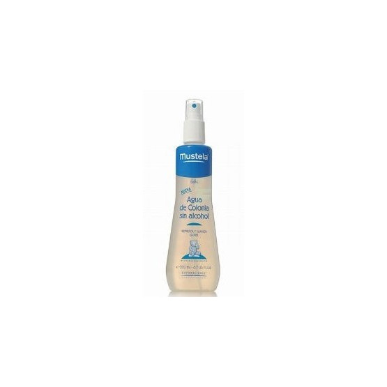 Mustela Babe agua de colonia sin alcohol 200 ml