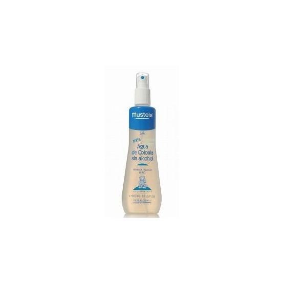 Mustela Babe agua de colonia sin alcohol 200 ml
