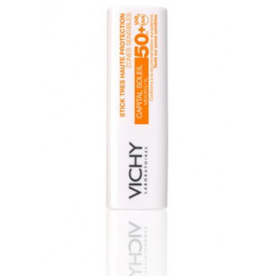 Vichy Capital Soleil Stick Protector Labial SPF50+, 9g.