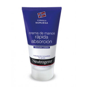 Neutrogena Crema Manos Rápida Absorción 75ml